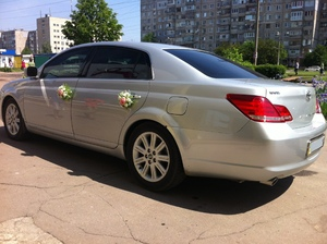 WEDDING CAR в аренду